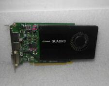Dell NVIDIA Quadro K2200 GMNNC 4GB GDDR5 Display Port DVI-I Video Graphics Card
