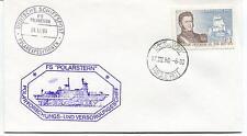 1985 Polarstern Polarforschungs Und Versorgungsschif Polar Antarctic Cover
