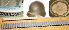 gaufrettes lames gaufrées casque Ssh-36 Armée Rouge URSS n.2