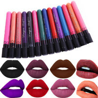 Long Lasting Matte Mat Velvet Crayon Rouge À Lèvres Gloss Lip Liquide Maquillage