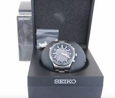 SEIKO Astron GPS Solar Authentic 7X52-0AA0 355910 Titanium Ceramic Mens Watch