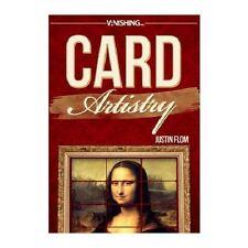 Card Artistry (Mona Lisa) by Justin Flom & Vanishing Inc - Magic Tricks