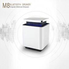 Jazzy Robot Aluminium Bluetooth Speaker (Silver)