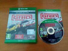Grid corse auto Xbox One italiano come nuovo _ spedizione veloce