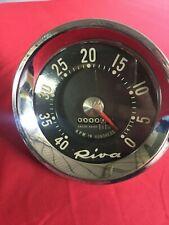 RIVA  aquarama o Ariston  contagiri anni 70 ,tachometer,riva yacht