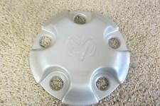 2002 - 2010 DODGE RAM 1500 OEM SILVER STEEL WHEEL CENTER CAP 52106536AC #57-4N