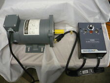 Tool - Electric Lathe Motor W/ Dc Speed Controller Litton Herbert Arnold