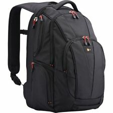 Case Logic 15.6In Laptop Backpack for school and other accessories Black