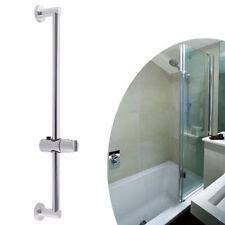 Baignoires et douches argentés en inox
