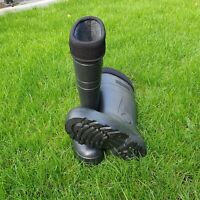 High Quality LIGHTWEIGHT EVA TYPE Wellies Wellington Boots Wellingtons Size 7-13