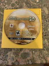 Call of Duty Modern Warfare 2 MW2 Sony PlayStation 3 PS3 Disc Only