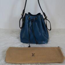 Louis Vuitton Petite Noe Epi Leather
