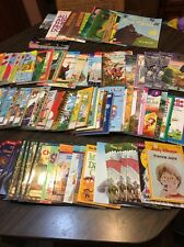 10 excellent condition pb books - 2nd GRADE LEVEL - reading practice (MY CHOICE)