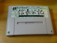 GAME/JEU SUPER FAMICOM NINTENDO NES JAPANESE SHVC-NT SNES SFC MADE IN JAPAN **
