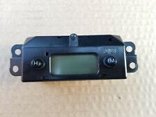 Ford Focus MK1 98-05 Digital clock 98AB-15000-CCW
