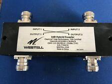 Westell 3db Hybrid Coupler Clearlink HC3/698-2.7K/M5/N