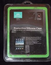 Merkury Protective Silicone Case for iPad - Green