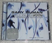 Gary Numan Anthology 1999 Double CD (Mint Condition)