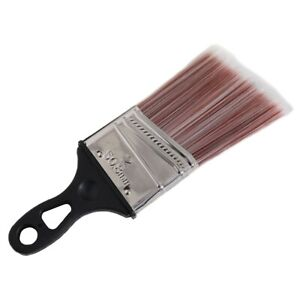 """50mm (2"""") Angled Paint Brush Cutting In / Edging Painting & Decorating"""