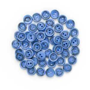 50pcs Grid Resin Buttons for Sewing Scrapbooking Cloth Home Crafts Decor 12.5mm