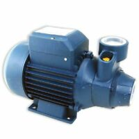 """New 1HP 1 1/2"""" Electric Clear Water Pump Pool Pond Farm Clean FREE SHIPPING!"""