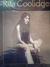 RITA COOLIDGE It's Only Love Vinyl LP (VG+) SP 4531