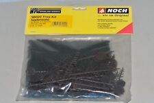 "Noch 96020 Nadelwald Tree Kit - 42 Pieces, Size 2 1/2 through 4"" NIP"