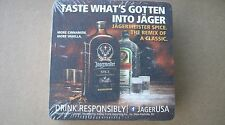 "(20) JAGERMEISTER - ""JAGER SPICE"" PROMOTIONAL CARDBOARD DRINK COASTERS *NEW*"