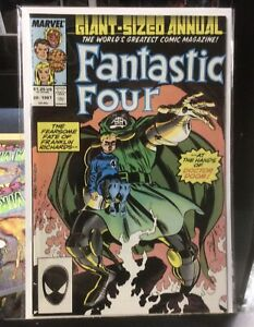 FANTASTIC FOUR ANNUAL # 20 - DOCTOR DOOM (  ND - 1987 )