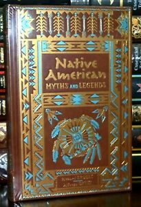 Native American Myths & Legends Bonded Leather Edition Mythology NEW SEALED