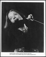 ~ Conductor Judith Somogi Original Promo Photo New York City Opera