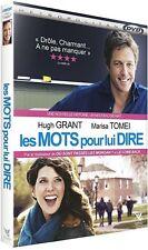 """DVD """"Les mots pour lui dire""""   Hugh Grant   neuf sous blister"""