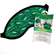 Cold Eye Compress for Migraine / Hayfever / Sinus Headaches