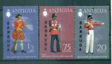 UNIFORMES MILITAIRES - MILITARY UNIFORMS ANTIGUA/BARBUDA 1973 set