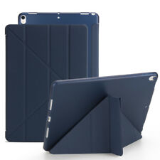 Leather&Silicone Protection Soft Case Cover For Apple iPad 9.7 inch Pro 11 2018