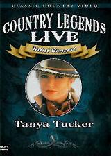 Tanya Tucker: Country Legends Live Mini DVD