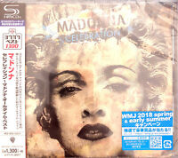 Madonna ‎CD Celebration - SHM-CD - Japan (M/M - Scellé)