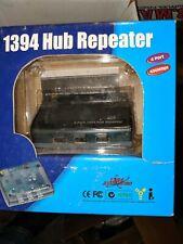 FIREWIRE 1394 Hub Repeater 4 Port 400MBS