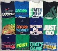 Toddler Boy's The Nike Tee Athletic Cut T-Shirt