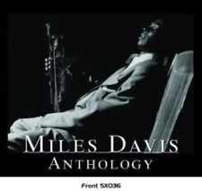 MILES DAVIS - ANTHOLOGY - BOX-SET - 5 CD NEW+