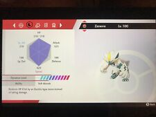 Pokemon Sword & Shield Event Shiny Zeraora 6IV EVD Battle Ready Guide