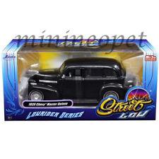 JADA 98913 STREET LOW LOWRIDER SERIES 1939 39 CHEVY MASTER DELUXE 1/24 BLACK