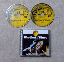 CD AUDIO MUSIQUE / VARIOUS  RHYTHM'N'BLUES 2 X CD COMPILATION 24T 2001 BLUES