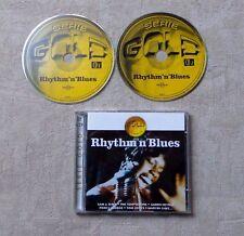 CD AUDIO MUSIQUE / VARIOUS  RHYTHM'N'BLUES 2 X CD COMPILATION 24T 2001 BLUES