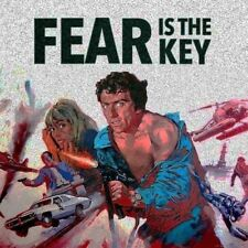 Fear is the Key - Alistair MacLean - Unabridged 9 Hours - MP3 Download