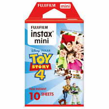 10 Sheets Fujifilm Toy Story 4 Fuji Instant Photo Paper For Mini 8 7 9 50s SP-1
