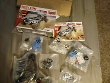 NEW Erector by Meccano Rally Racer 10-in-1 Building Kit in Excellent Condition