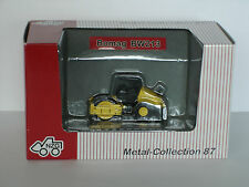 BOMAG BW213 compactor with padded roller - 1/87 - NZG (4752)