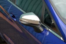 Cromo Specchietto Laterale Coperture Decorazione Set per ford Fiesta (2018