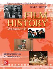 Film History 4E By Kristin Thompson and David Bordwell ( ISBN:9781260084856 )